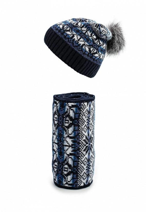Комплект шапка и шарф Ferz Компл.Дублин 21/61914D-98/11