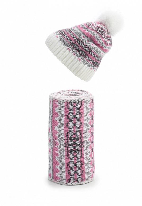 Комплект шапка и шарф Ferz Ferz FE913CWMEK41