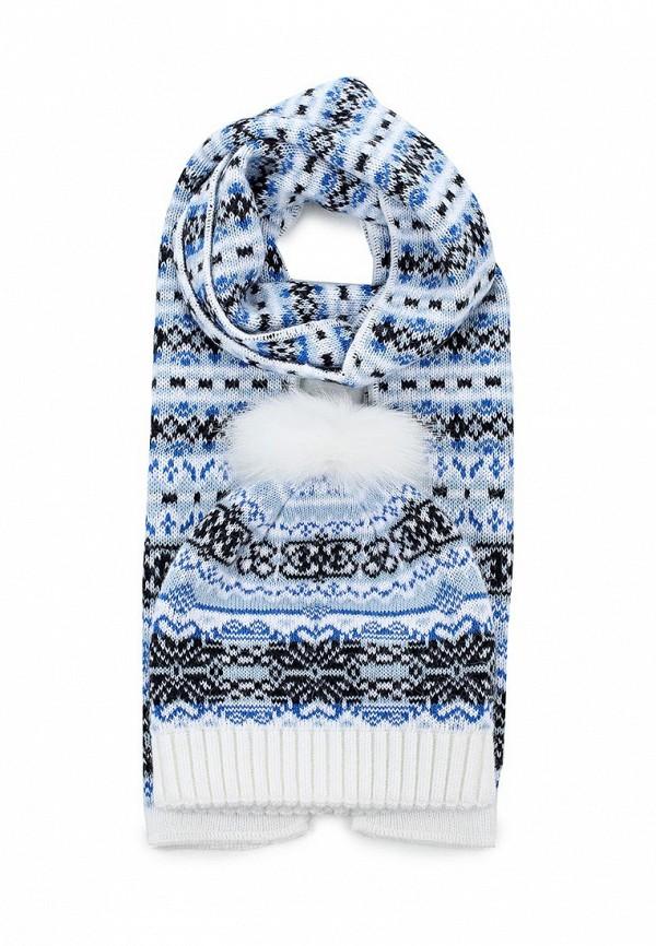 Комплект шапка и шарф Ferz Компл.Исландия 21/61909D-11/98