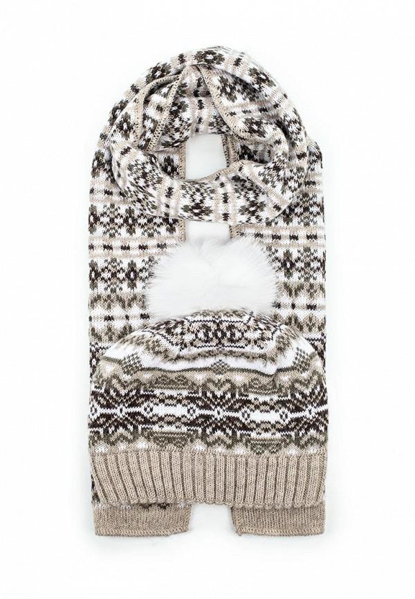 Комплект шапка и шарф Ferz Компл.Исландия 21/61909D-61/35