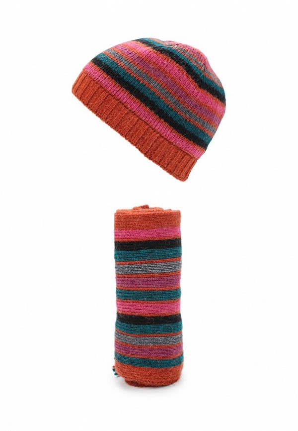 Комплект шапка и шарф Ferz Ferz FE913CWMEK53
