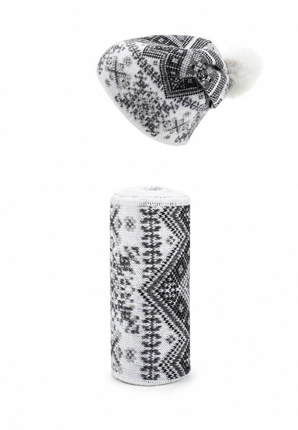 Комплект шапка и шарф Ferz Компл.Финляндия 21/61910D-11/33