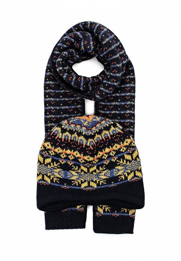 Комплект шапка и шарф Ferz Компл.Оттава б/п 21/61906D-98/86