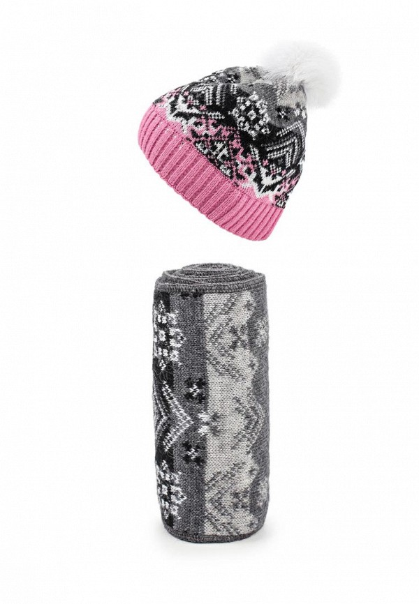 Комплект шапка и шарф Ferz Компл.Амина 21/61819D-38/33