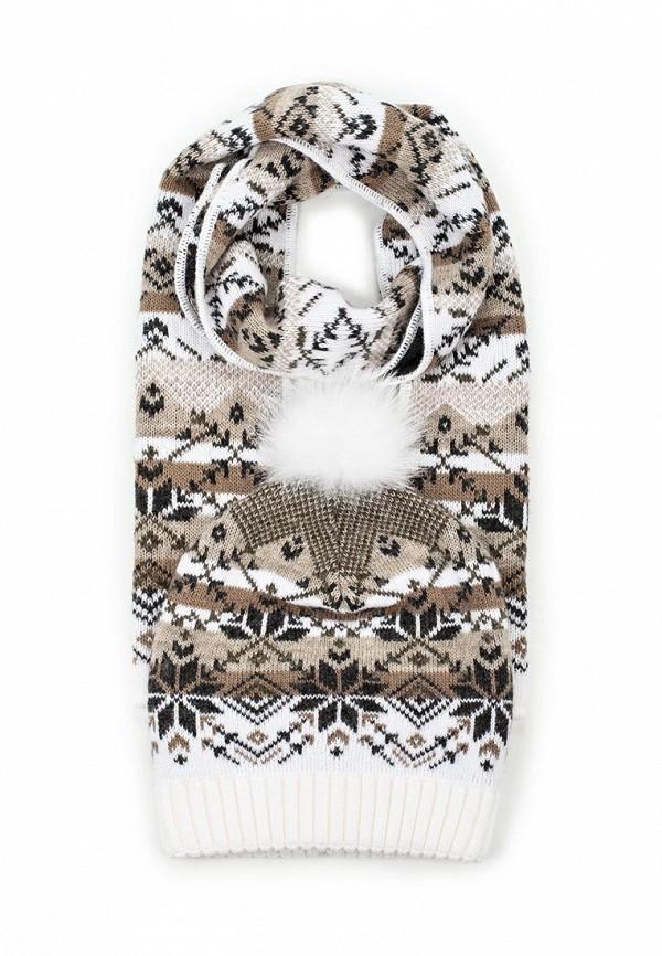 Комплект шапка и шарф Ferz Компл.Гибралтар 21/61907D-11/35