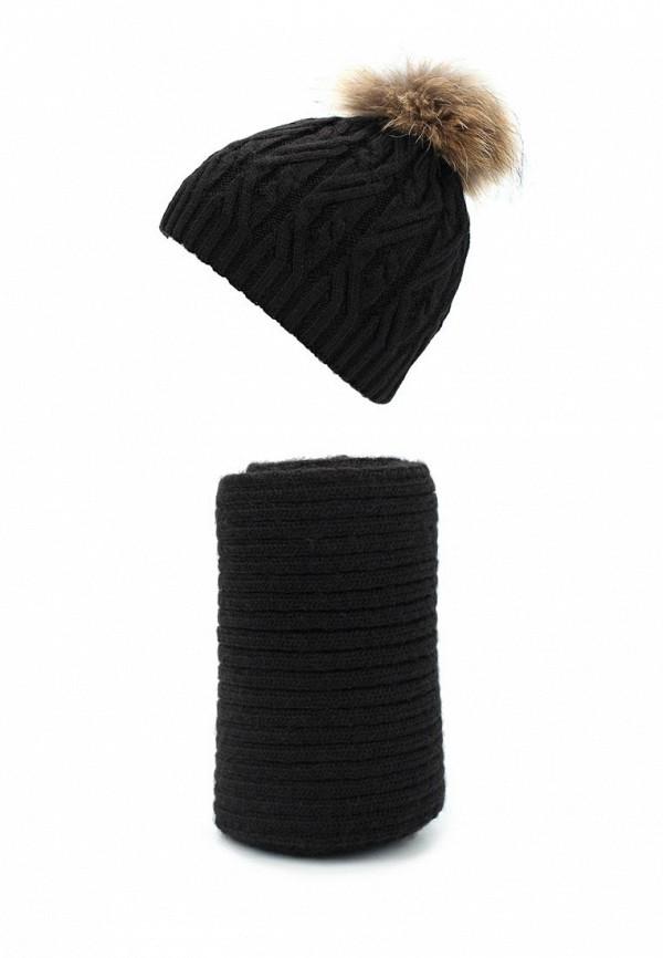 Комплект шапка и шарф Ferz Ferz FE913CWMYF40