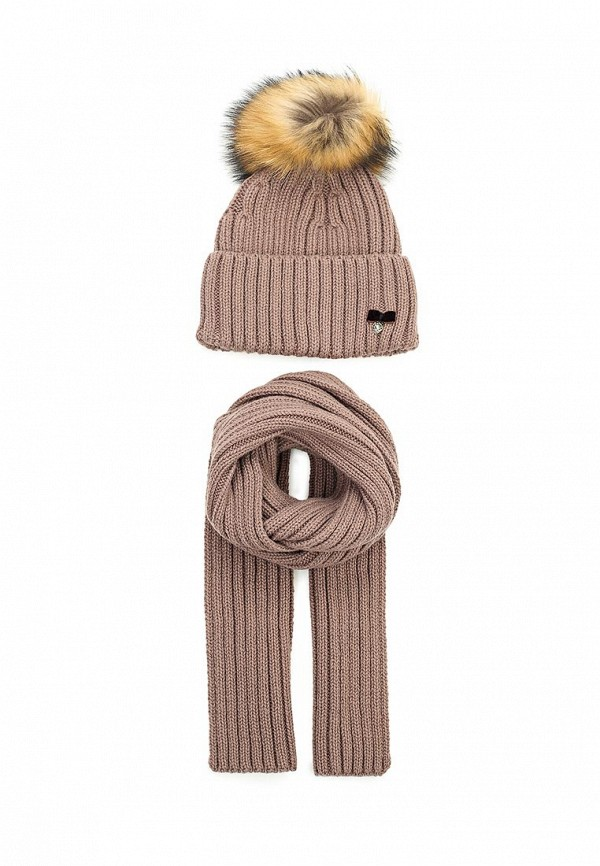Комплект шапка и шарф Ferz Ferz FE913CWXZW31