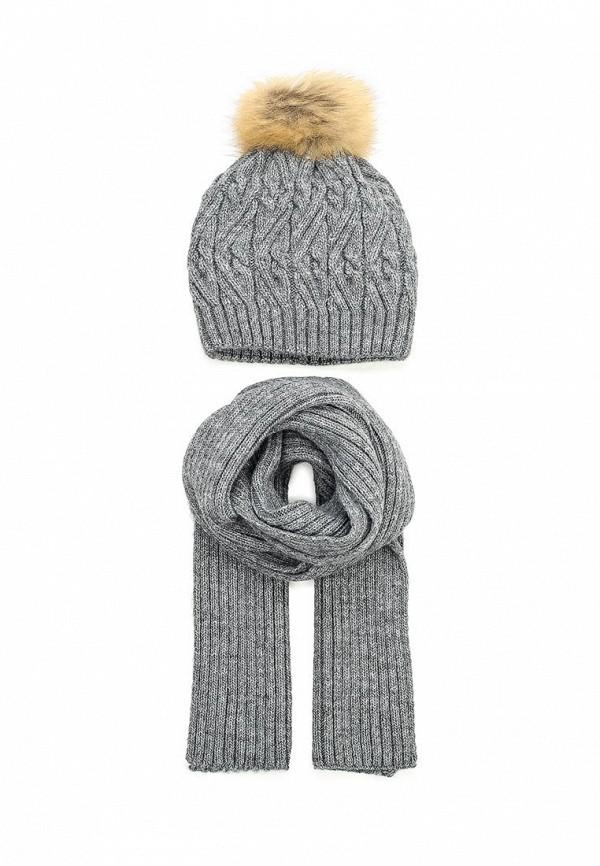 Комплект шапка и шарф Ferz Ferz FE913CWXZW41