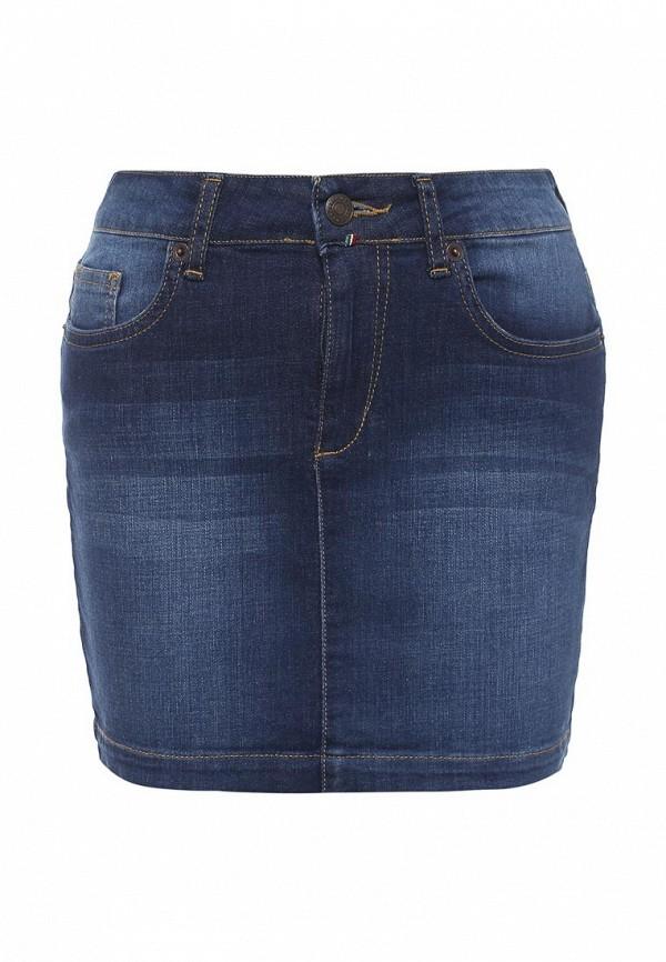 Юбка джинсовая F5 160202
