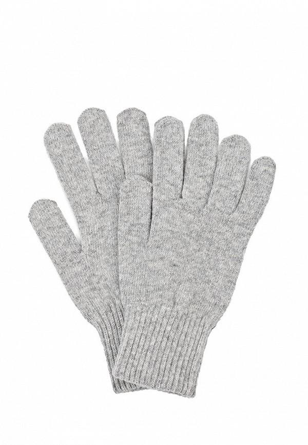 Перчатки Finn Flare FI001DMCYE87. Цвет: серый