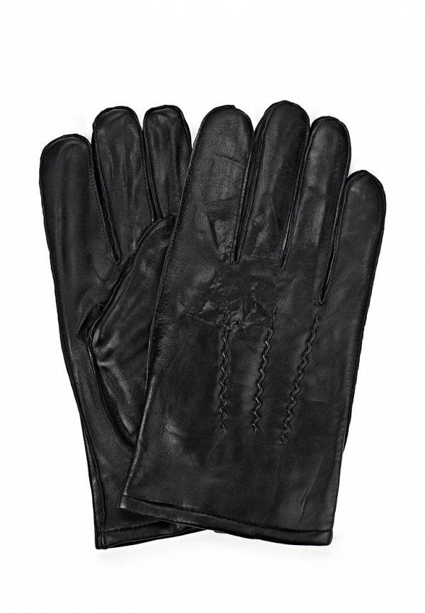 Перчатки Finn Flare FI001DWDGL94. Цвет: черный
