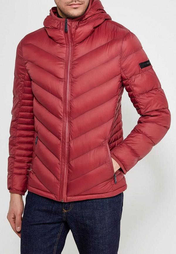 Купить Куртка утепленная Finn Flare, FI001EMAGXU3, бордовый, Весна-лето 2018