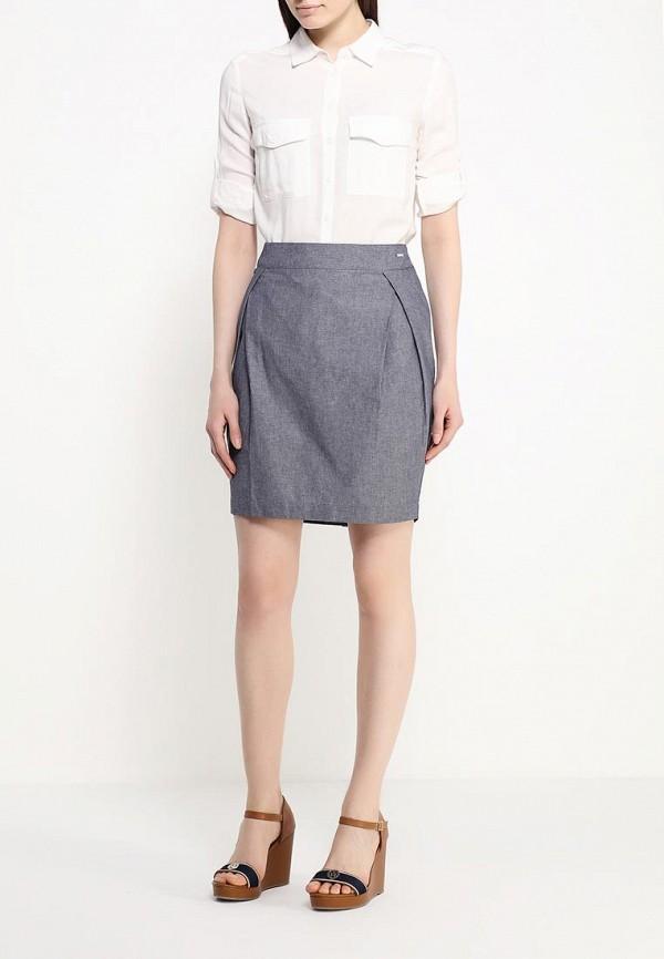 Прямая юбка FiNN FLARE S16-32001