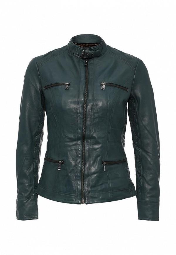 Кожаная куртка Finn Flare (Фин Флаер) B16-11801
