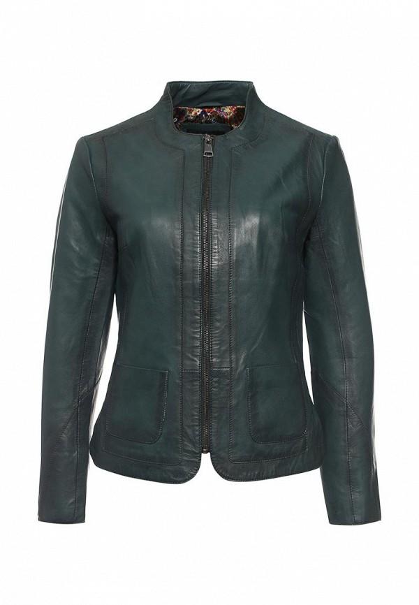 Кожаная куртка Finn Flare (Фин Флаер) B17-11800
