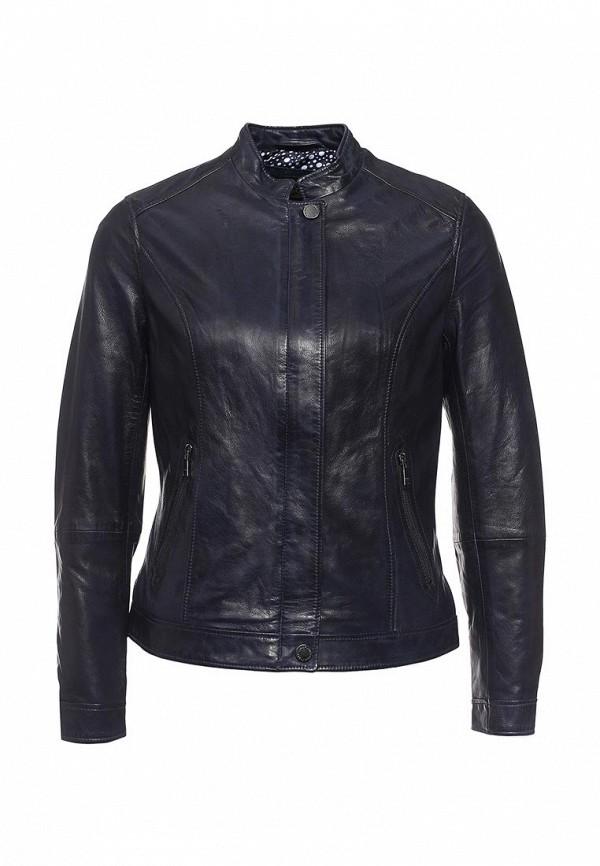 Кожаная куртка Finn Flare (Фин Флаер) B17-11803