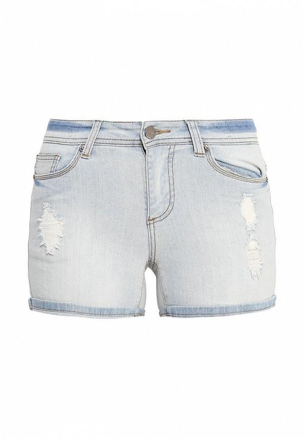 Женские джинсовые шорты Finn Flare (Фин Флаер) B17-15008