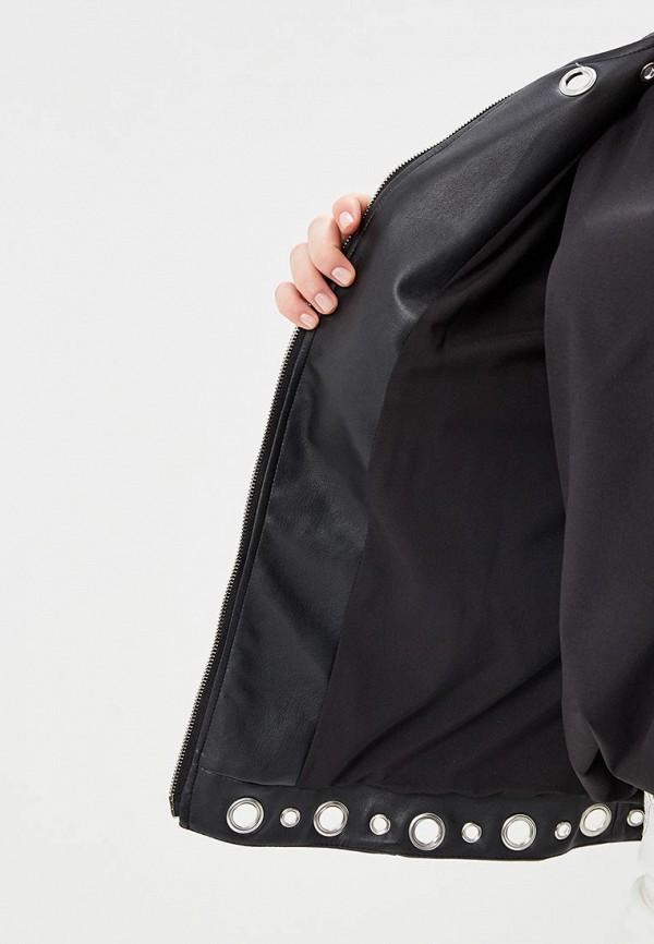 Фото Куртка кожаная Fiorella Rubino. Купить в РФ