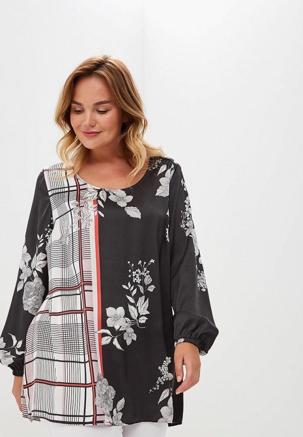 Купить Блуза Fiorella Rubino, FI013EWBPSU9, разноцветный, Весна-лето 2018