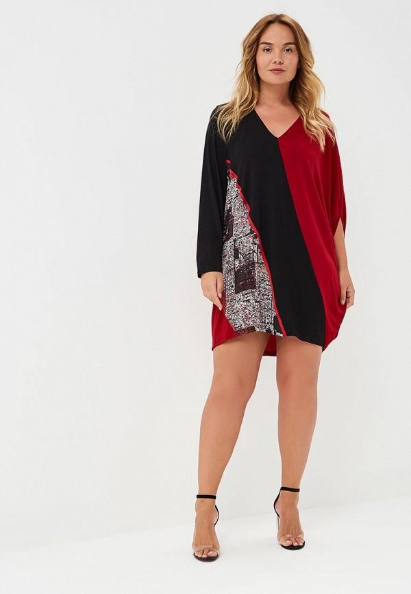 Купить Платье Fiorella Rubino, FI013EWBPSX3, разноцветный, Весна-лето 2018