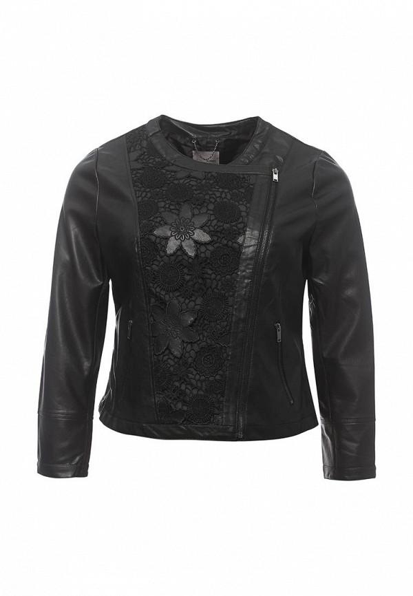 Куртка кожаная Fiorella Rubino Fiorella Rubino FI013EWRKY29