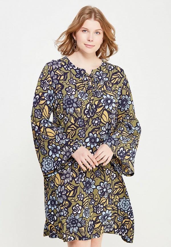 Платье Fiorella Rubino Fiorella Rubino FI013EWTSS55 fiorella rubino fiorella rubino fi013ewhte99