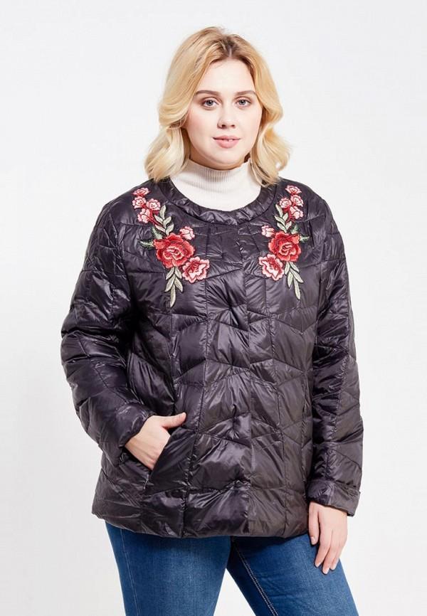 Куртка утепленная Fiorella Rubino Fiorella Rubino FI013EWYAW36 кардиган fiorella rubino fiorella rubino fi013ewyre68