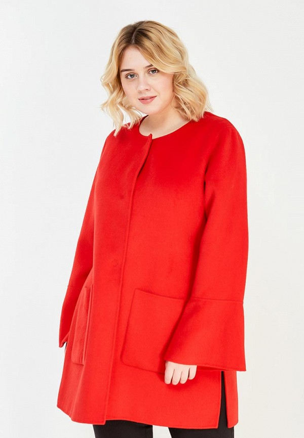 Пальто Fiorella Rubino Fiorella Rubino FI013EWYRF15 брюки fiorella rubino fiorella rubino fi013ewwsf64