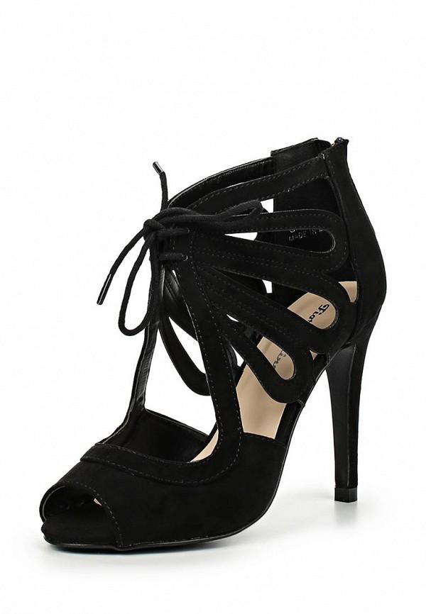 Босоножки на каблуке Fiori&Spine F18-B-GH211