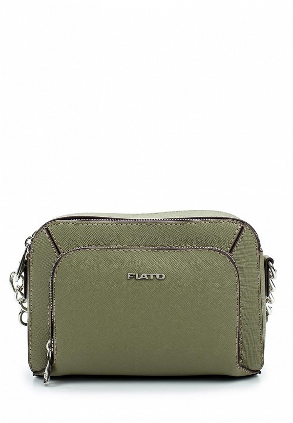 Сумка Fiato Fiato FI023BWASNP1 сумка fiato 4395 safiano olive