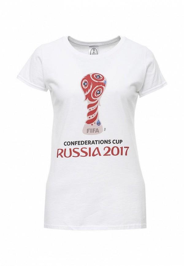 Футболка FIFA Confederations Cup Russia 2017 FIFA Confederations Cup Russia 2017 FI027EWUDV29 radecs 2017