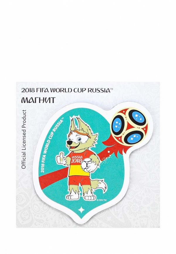 Магнит 2018 FIFA World Cup Russia™ 2018 FIFA World Cup Russia™ FI029DUABYL0 russia culinary guidebook