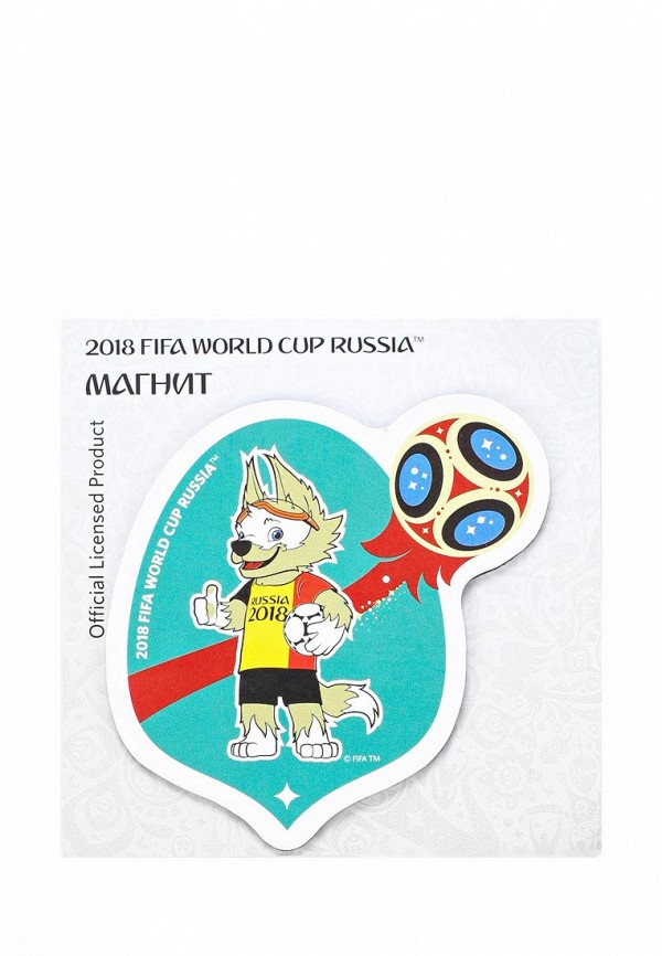 Магнит 2018 FIFA World Cup Russia™ 2018 FIFA World Cup Russia™ FI029DUABYL2 russia culinary guidebook