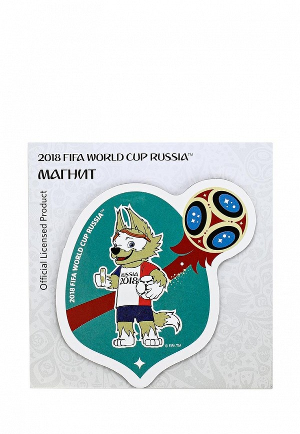 Магнит 2018 FIFA World Cup Russia™ 2018 FIFA World Cup Russia™ FI029DUABYL3 russia culinary guidebook