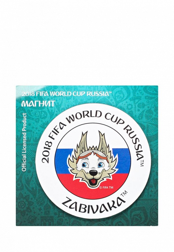 Магнит 2018 FIFA World Cup Russia™ 2018 FIFA World Cup Russia™ FI029DUABYL7 russia culinary guidebook