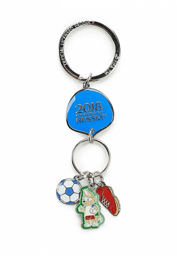 Брелок 2018 FIFA World Cup Russia™ 2018 FIFA World Cup Russia™ FI029DUAUWI1 жидкость vape face fifa 100мл 0мг