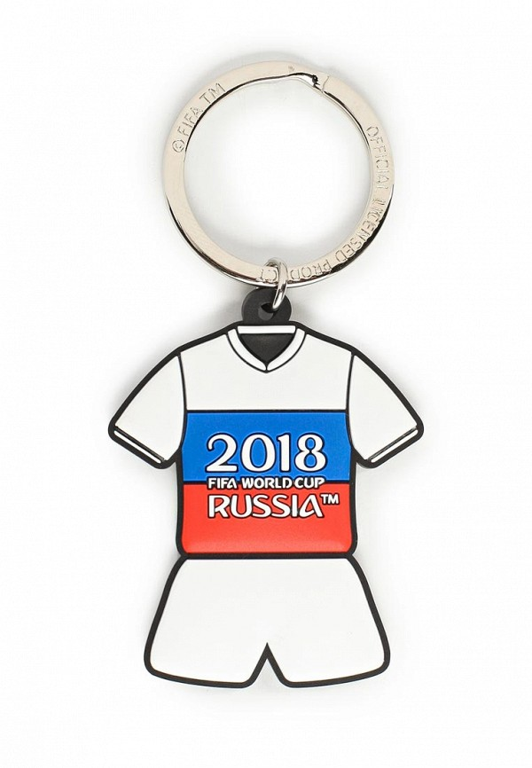 Брелок 2018 FIFA World Cup Russia™ 2018 FIFA World Cup Russia™ FI029DUAUWI6 russia culinary guidebook