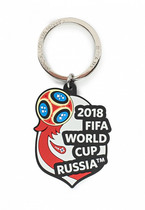 Брелок 2018 FIFA World Cup Russia™ 2018 FIFA World Cup Russia™ FI029DUAUWI8 russia culinary guidebook