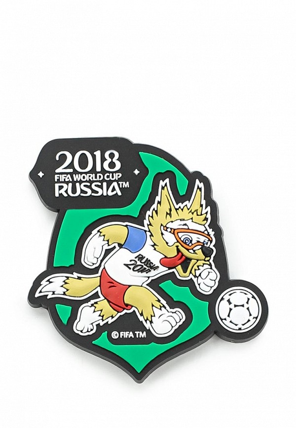 Магнит 2018 FIFA World Cup Russia™ 2018 FIFA World Cup Russia™ FI029DUAUWI9 russia culinary guidebook