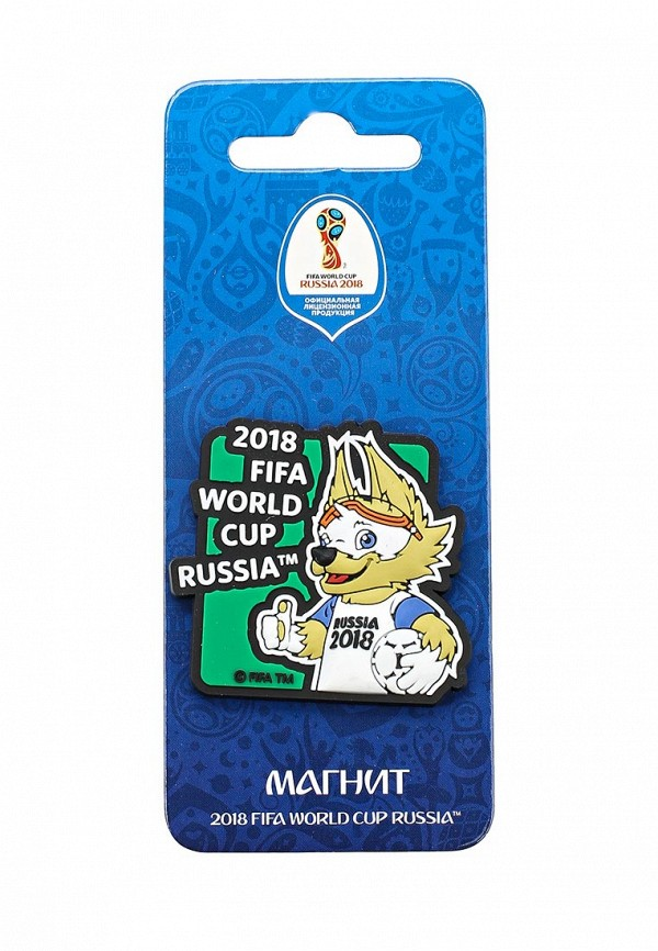 Магнит 2018 FIFA World Cup Russia™ 2018 FIFA World Cup Russia™ FI029DUAUWJ0 russia culinary guidebook