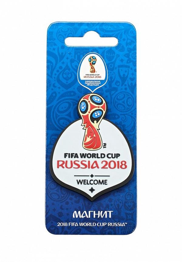 Магнит 2018 FIFA World Cup Russia™ 2018 FIFA World Cup Russia™ FI029DUAUWJ2 жидкость vape face fifa 100мл 0мг