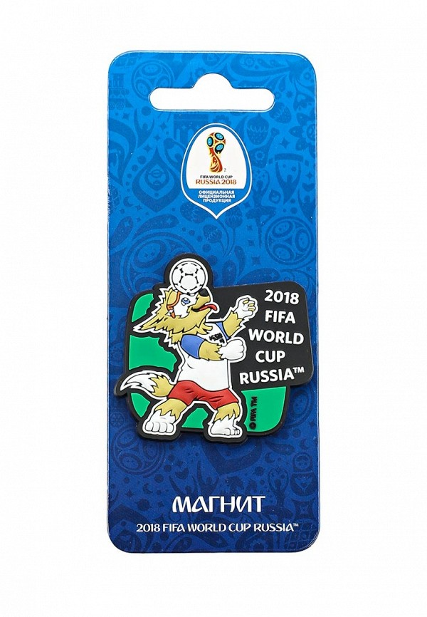 Магнит 2018 FIFA World Cup Russia™ 2018 FIFA World Cup Russia™ FI029DUAUWJ3 russia culinary guidebook
