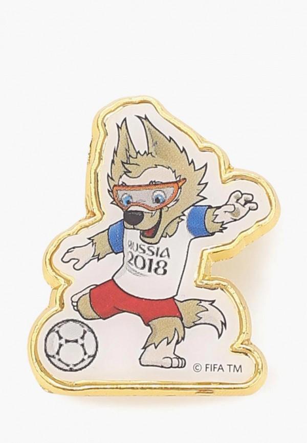 Фото Значок 2018 FIFA World Cup Russia™. Купить с доставкой