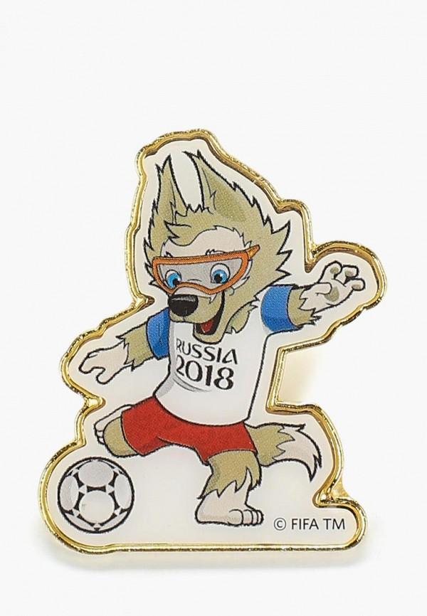 Значок 2018 FIFA World Cup Russia™ 2018 FIFA World Cup Russia™ FI029DUBAGT3 фигурка 2018 fifa world cup russia™ 2018 fifa world cup russia™ fi029dubfhw7