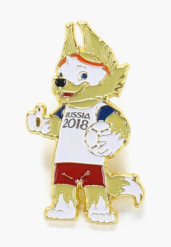 Значок 2018 FIFA World Cup Russia™ 2018 FIFA World Cup Russia™ FI029DUBAGT4 фигурка 2018 fifa world cup russia™ 2018 fifa world cup russia™ fi029dubfhw7