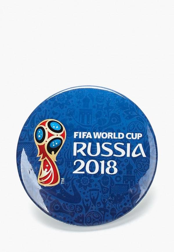 Значок 2018 FIFA World Cup Russia™ 2018 FIFA World Cup Russia™ FI029DUBAGT7 фигурка 2018 fifa world cup russia™ 2018 fifa world cup russia™ fi029dubfhw7