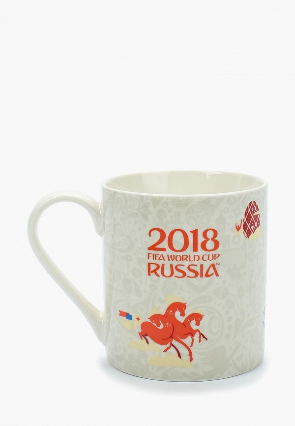 Кружка 2018 FIFA World Cup Russia™ 2018 FIFA World Cup Russia™ FI029DUBEAB2 жидкость vape face fifa 100мл 0мг