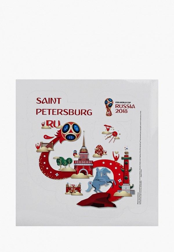 Набор сувенирный 2018 FIFA World Cup Russia™ 2018 FIFA World Cup Russia™ FI029DUBGIL4 russia culinary guidebook