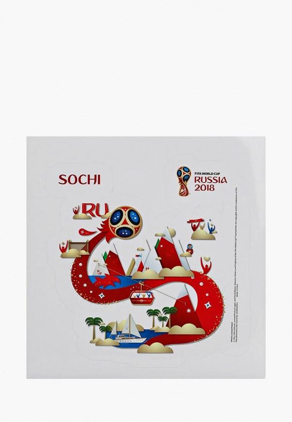 Набор сувенирный 2018 FIFA World Cup Russia™ 2018 FIFA World Cup Russia™ FI029DUBGIL6 жидкость vape face fifa 100мл 0мг