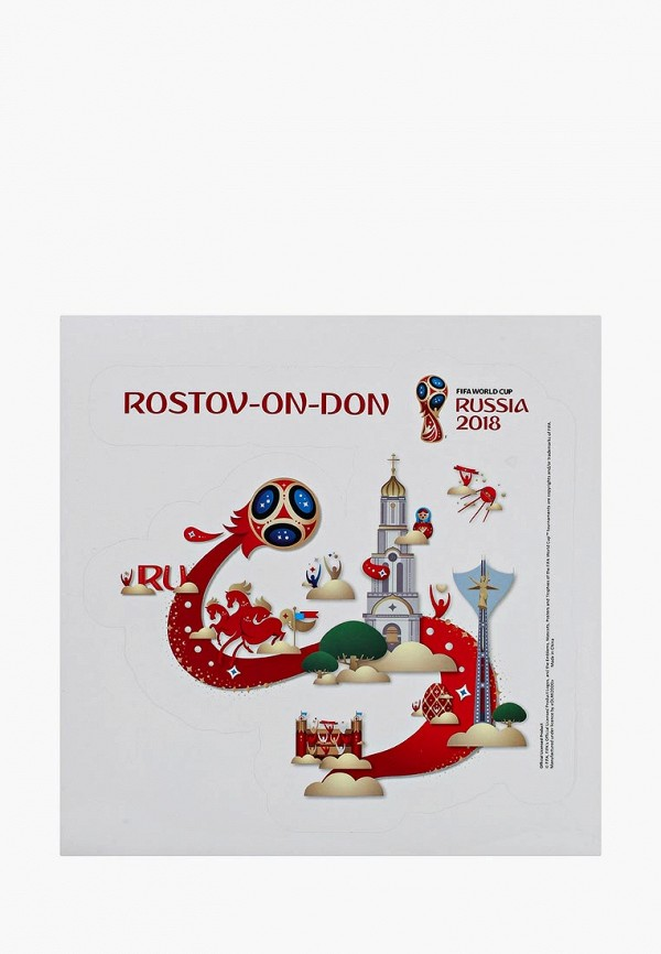 Набор сувенирный 2018 FIFA World Cup Russia™ 2018 FIFA World Cup Russia™ FI029DUBGIL7 russia culinary guidebook